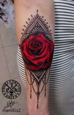 . Feminine Tattoos, Girly Tattoos, Baby Tattoos, Pretty Tattoos, Unique Tattoos, Red Tattoos, Cover Up Tattoos, Body Art Tattoos, Tatoos