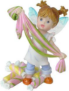 My Little Kitchen Fairies - Taffy Puller Fairie  http://www.efairies.com/store/pc/My-Little-Kitchen-Fairies-Taffy-Puller-Fairie-37p4370.htm  $26.95