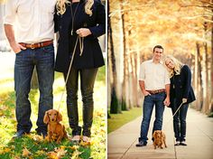 engagement photos with dog ideas | ... Engagement Photos » Coburn Photography | Dallas Wedding Photographer- i would love to have pictures with Winston!