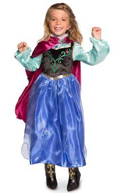 Anna #costumes #costumesforkids #halloweencostumes