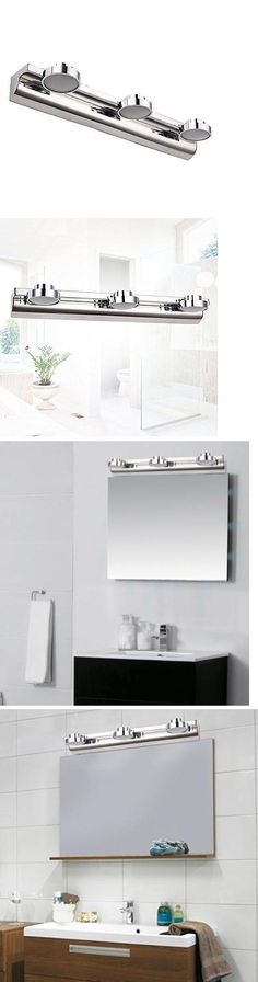 Led Bathroom Lights Ebay wall fixtures 116880: 25w modern bathroom mirror light led tube