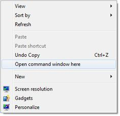 21 Command Prompt Tricks & Hacks: Open the Command Prompt From Any Location