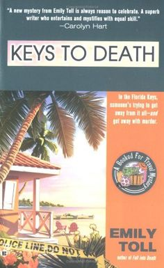 Keys to Death (Booked for Travel Mysteries #4) « Library User Group