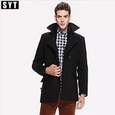 Casual Breasted Men's Overcoat Unique Slim Outerwear | $ 88.93 | Item is FREE Shipping Worldwide! | Damialeon | Check out our website www.damialeon.com for the latest SS17 collections at the lowest prices than the high street | FREE Shipping Worldwide for all items! | Get it here https://www.damialeon.com/2016-mens-winter-casual-breasted-mens-overcoat-unique-slim-outerwear-wool-men-coat-high-quality-s6wc039/ |      #damialeon #latest #trending #fashion #instadaily #dress #sunglasses #blouse…