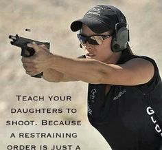 """Well Armed Woman: Genesee County women launch firearms group 