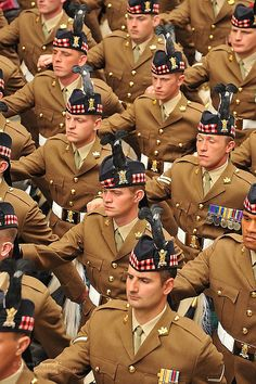 UK Armed Forces Day National Event, Edinburgh, Scotland
