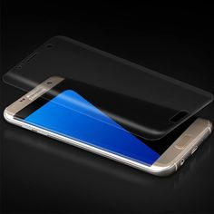 3D Curved Surface Full Cover Ultra Thin 0.2mm 9H Premium Tempered Glass For S Galaxy S6 S7 edge plus