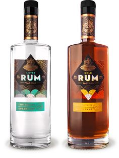 CopperMuse Distillery Rum - designed by Emrich Office