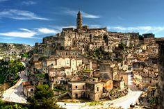 Sassi di Matera, Italia ;-)