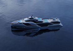 Big Yachts, Super Yachts, Luxury Yachts, Explorer Yacht, Ok Design, Iceland Photos, User Experience Design, Yacht Boat, Yacht Design