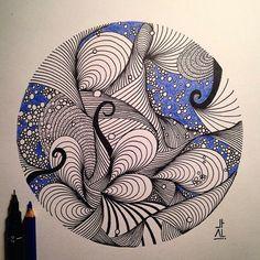 """Desenho feito por <a href=""""http://instagram.com/jeffalanmf"""">@jeffalanmf</a> Esse tipo de arte é incrível né? Marque aqui aquele amigo que adora desenhar :)"""