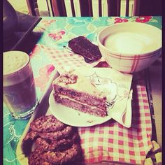Sweets, Coffee and less importand food