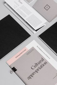 Graphisms , Typography , Infographics and Design - nothingtochance: Cultural Appropriation / Ema Gerovac - CoDesign Magazine Web Design, Graphic Design Layouts, Graphic Design Typography, Brochure Design, Graphic Design Inspiration, Book Design, Layout Design, Brochure Format, Brochure Cover