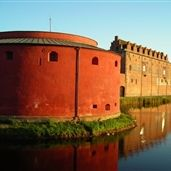 Malmö Castle - we were there this summer.
