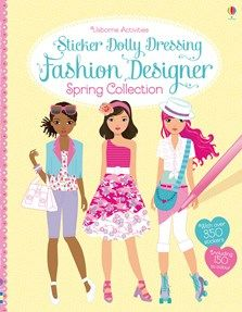 """Fashion designer spring collection  """"Let's have fun!! How cute is this for little girls!!!?? Harper's favourite book! X vb"""" Victoria Beckham, via Twitter"""