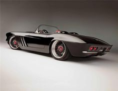 The Top 10 Corvette Sales of Barrett-Jackson's 2013 Scottsdale Auction