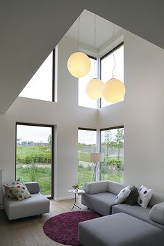 SLV Rotoball verlichting woonkamer