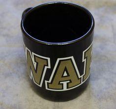 Wake Forest Coffee Mug Tea Cup Black Gold Hot Chocolate Norwood University NCAA