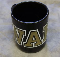 University Wake Forest Coffee Mug Tea Cup Black Gold Hot Chocolate Norwood NCAA #Norwood