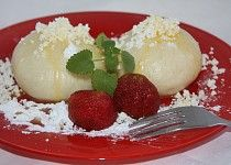 Dumplings, Camembert Cheese, Pancakes, Ice Cream, Eggs, Pudding, Breakfast, Ethnic Recipes, Deserts