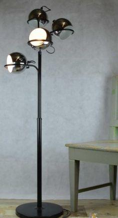 """""""Polaris"""" floor lamp by ARIS."""
