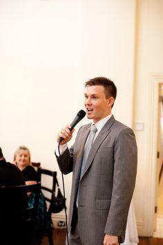 How To Be A Great Wedding MC - My Advice for MC Virgins - Polka Dot Bride