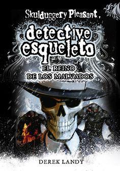"""Séptima entrega de la saga""""Skulduggery Pleasant: detective esqueleto"""", todavía más trepidante y oscura que las anteriores.La magia se extiende como una enfermedad. En todo el país, miles de personas que han sido perfectamente normales hasta ahora empiezan a desarrollar poderes desatados... http://previewlibros.grupo-sm.com/F5D53C36-36C9-4FE0-B3ED-AB8250195C37.html http://rabel.jcyl.es/cgi-bin/abnetopac?SUBC=BPSOACC=DOSEARCHxsqf99=1755307"""