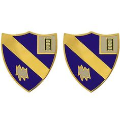 United States Army 54th Infantry Regiment Unit Crest Criteria:Unit Crests are unique to each unit in the U.S. Army and are officially known as Distinctive U...