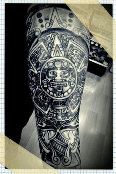 Aztec Band Tattoos 30 amazing Azte...