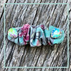 Scrunchie Hair Clip