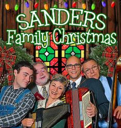 Sanders Family Christmas Decatur, GA #Kids #Events