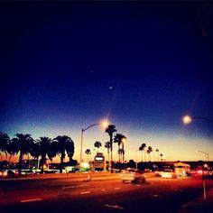 Pacific Coast Highway in Newport Beach, CA