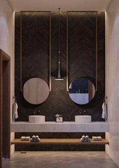 Washroom Design, Toilet Design, Bathroom Design Luxury, Bath Design, Home Room Design, Home Interior Design, Bathroom Design Inspiration, Apartment Interior, Luxurious Bedrooms