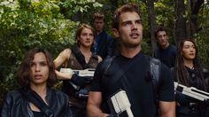 Primer tráiler para 'La serie Divergente: Leal.- 1ª parte', el comienzo del fin de la saga.