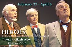 Heroes at the Majestic Theater