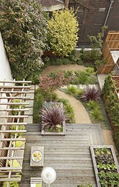 Landscape designer Patricia St. John's award-winning garden for a S.F. home is eye-catching and kid friendly. Photo: Courtesy Patricia St. John / ONLINE_YES