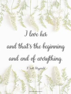 Romantic Wedding Day Quotes That Will Make You Feel The Love // www.modernwedding.com.au