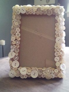 Button Frame by LittleMsRetro