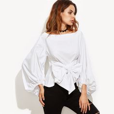 ITCQUALITY WOMEN TOPS SHIRTS BLOUSES NEW FASHION LONG SLEEVE BOAT NECK ITC1019. - Tops & Blouses