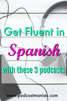 learning spanish Spanish podcasts will improve your listening skills and help you learn Spanish faster. These native speaker Spanish podcasts are the ticket to being fluent. Spanish Phrases, Spanish Vocabulary, Spanish Language Learning, Learn A New Language, Teaching Spanish, Foreign Language, French Language, Spanish Sayings, Vocabulary Games