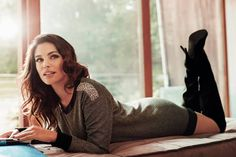 Kelly Brook for New Look Autumn Winter 2013 Campaign | FashionMention