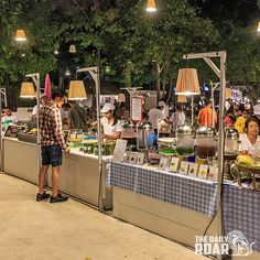 Introduction to the Cicada Night Market in #HuaHin #Thailand