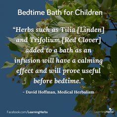 Bedtime Bath