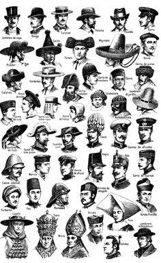 TYPES OF HATS - חיפוש ב-Google