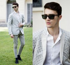 Gian Maria Sainato - OUTFIT FOR A WEDDING!