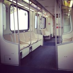 Detroit people mover.