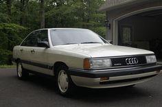1986 Audi 5000 CS Turbo Quattro