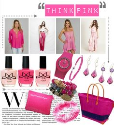 #PrettyinPink! #PinkStyle #PinkProducts #MoodBoard #StyleInspiration http://blog.styleshack.com/monday-mood-board-national-pink-day/