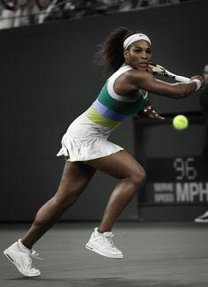 Nike debuts spring fashions for their lady ballers at the Sony Open #tennis #tennisfashion #serenawilliams #victoriaazarenka #mariasharapova #lina #wta