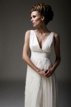 ANNA KARA - NIOBE suknie ślubne Kolekcja 2011